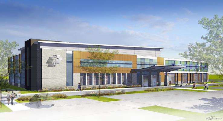 Central Indiana Orthopedics' MedTech Park in Fishers Moves Forward