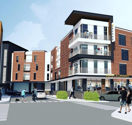 Spark Apartments Is Now Leasing In The Nickel Plate District