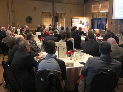 """""""2018 State of the County"""" Presented By Steve Dillinger"""