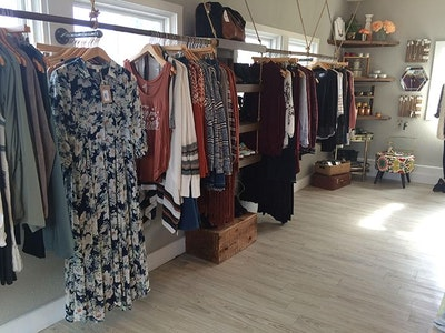 Lily and Sparrow Boutique Opens at The Edge