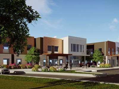 Brownsburg Downtown Development Starts Construction Today