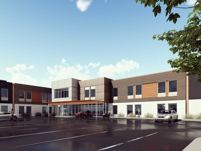 Innovative Office Suites to Cultivate Small Business and Entrepreneurial Community in Hilliard