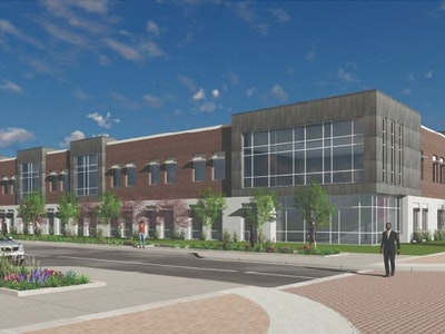 $5M Office Suites and Co-Working Space coming to Brownsburg