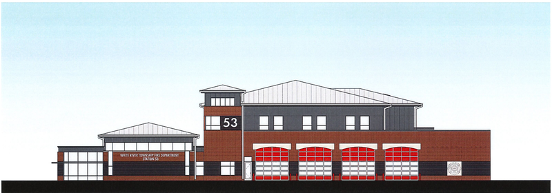 White River Township Fire Department Breaks Ground on New Station & Headquarters