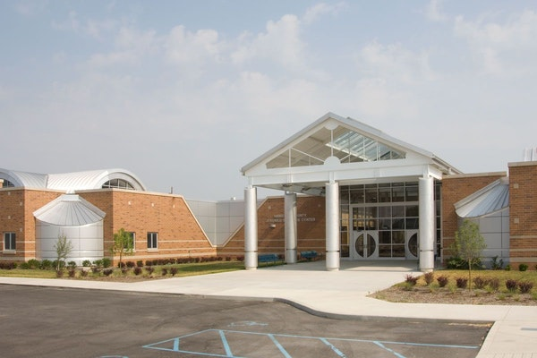 Hamilton County Juvenile Services Center