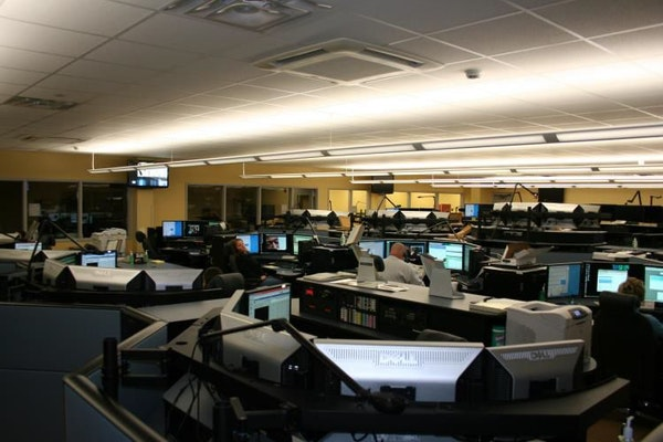 Hamilton County E-911 Dispatch Center
