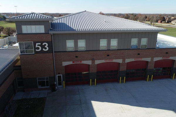 White River Township Fire Department Headquarters and Fire Station