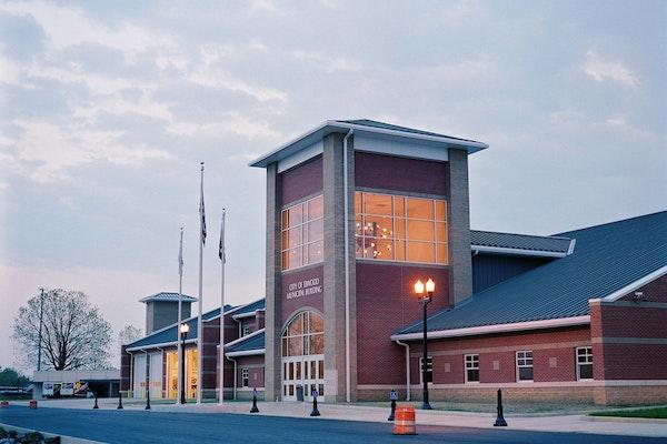 Elwood Municipal Building