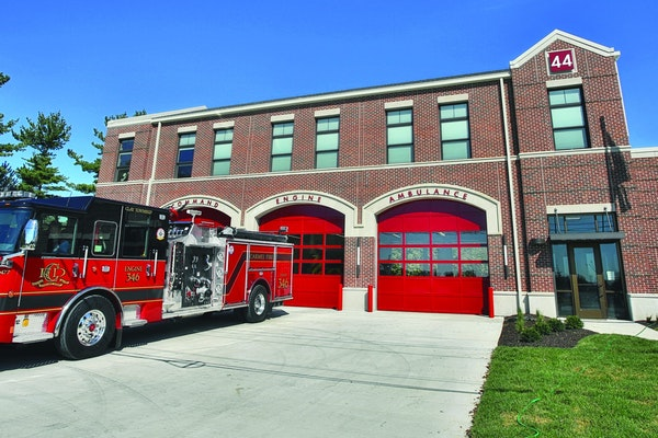 Carmel Fire Station #44